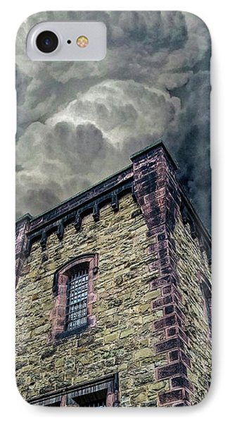 IPhone Case featuring the photograph The Cell Block Restaurant by Greg Reed