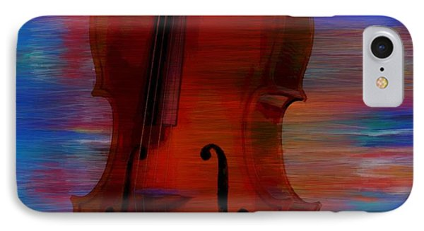 The Cello IPhone Case by Dan Sproul