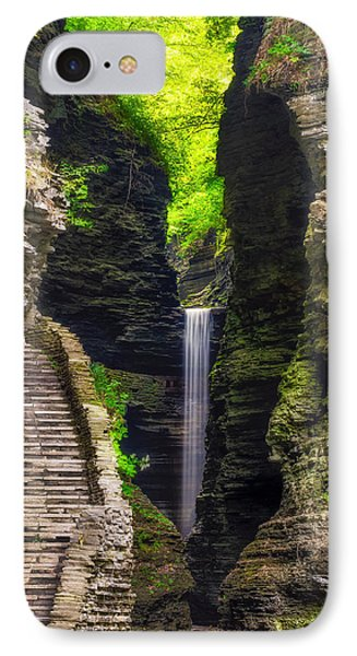 The Central Cascade Phone Case by Mark Papke