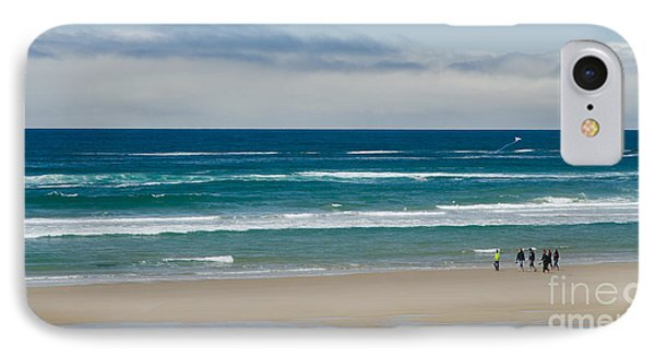 The Central Oregon Coast IPhone Case by Nick  Boren