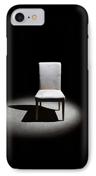 The Chair IPhone Case by Peter Tellone