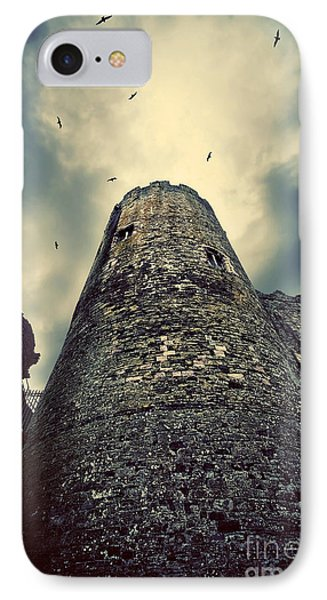 The Chapel Tower Phone Case by Meirion Matthias