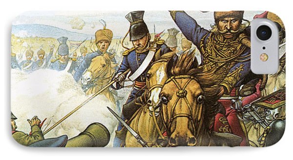 The Charge Of The Light Brigade IPhone Case