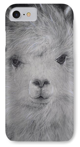 The Charming Llama IPhone Case