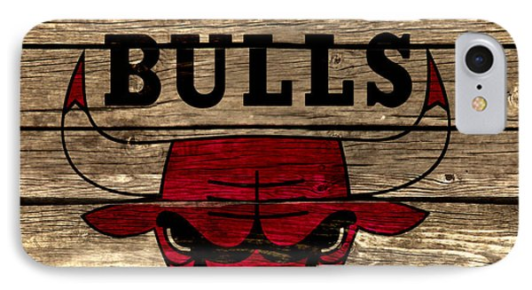 The Chicago Bulls 2a IPhone Case