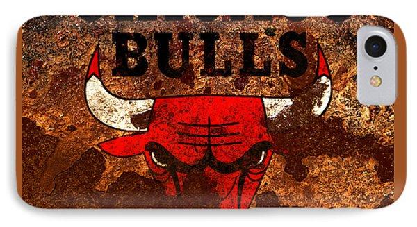 The Chicago Bulls R1 IPhone Case