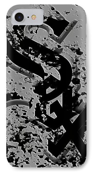 The Chicago White Sox 1b IPhone Case