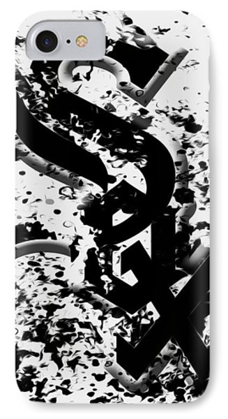 The Chicago White Sox 1c IPhone Case