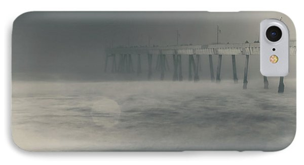 IPhone Case featuring the photograph The Chill In My Bones by Laurie Search
