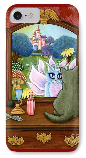 The Chimera Vanity - Fantasy World IPhone Case