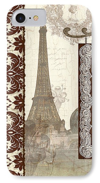 The Chocolate Artisan - Paris IPhone Case by Audrey Jeanne Roberts