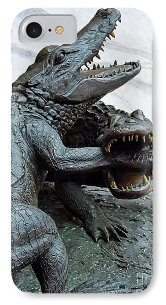 The Chomp IPhone Case by D Hackett