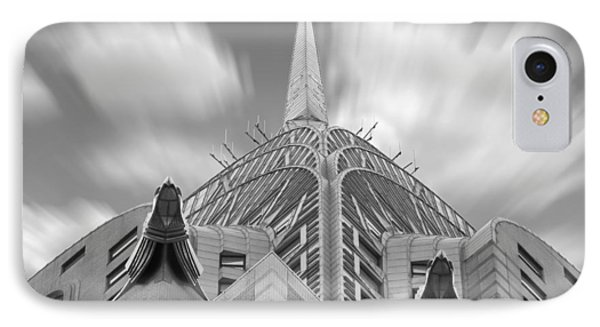 The Chrysler Building 2 Phone Case by Mike McGlothlen
