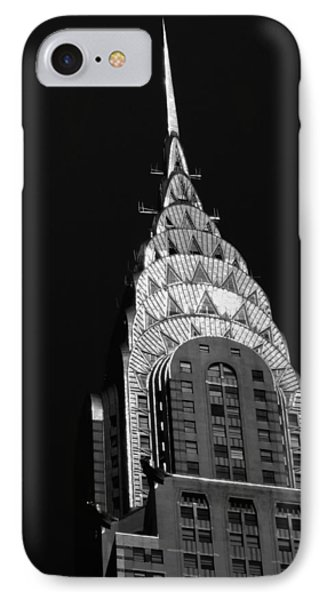 The Chrysler Building IPhone Case by Vivienne Gucwa