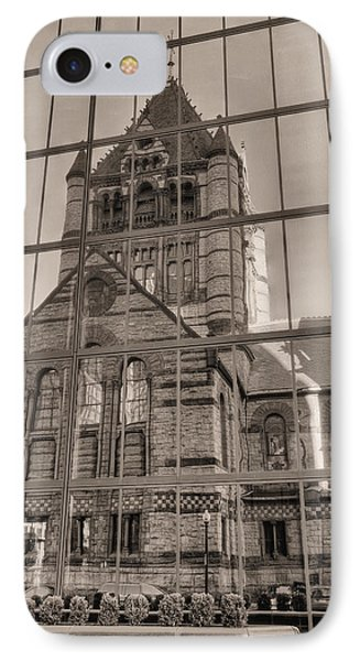 The Church IPhone Case by JC Findley