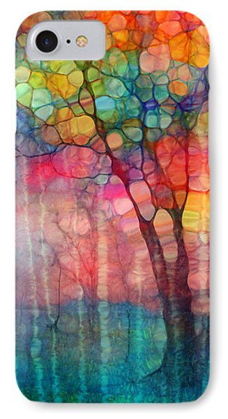 The Circus Tree IPhone Case by Tara Turner