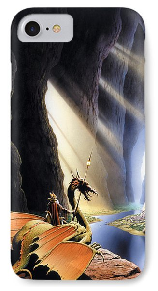 The Citadel IPhone Case by The Dragon Chronicles - Steve Re