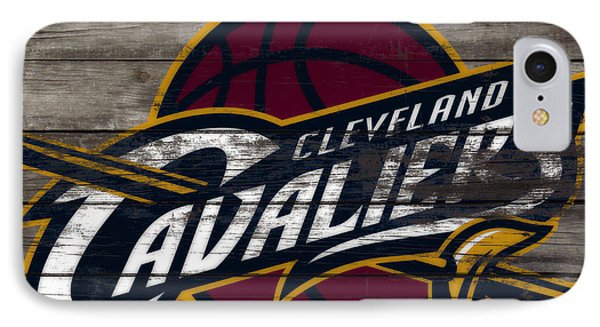 The Cleveland Cavaliers 3f      IPhone Case