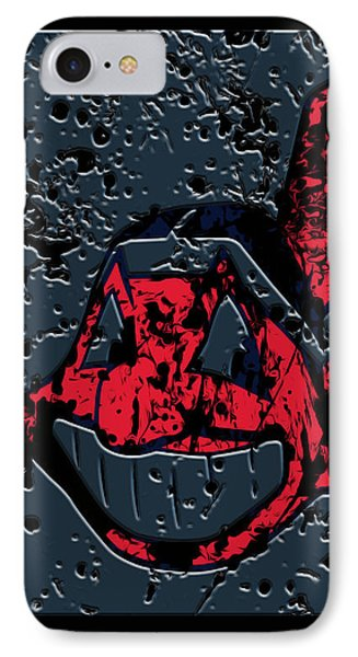 The Cleveland Indians IPhone Case by Brian Reaves