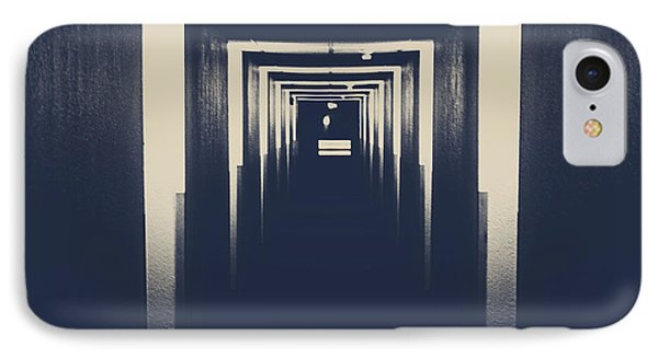 The Closed Doors Phone Case by Jerry Cordeiro
