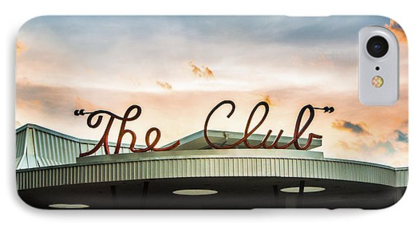 IPhone Case featuring the photograph The Club Birmingham by Parker Cunningham