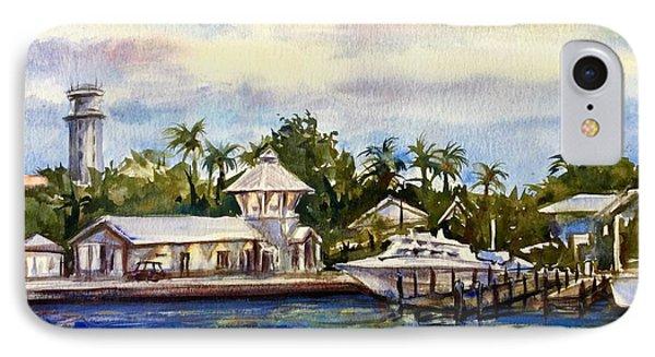 The Coast Of Nassau IPhone Case