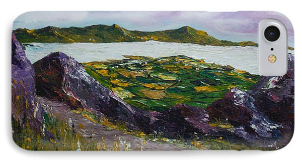The Coastal Path To Dingle IPhone Case