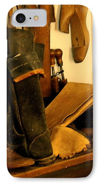 The Cobbler IPhone Case by Ian  MacDonald