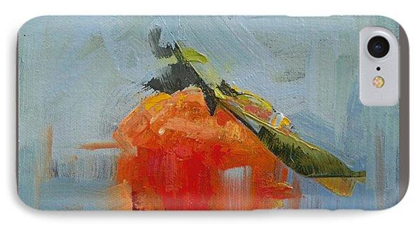 The Color Orange Phone Case by Barbara Andolsek