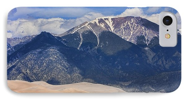 The Colorado Great Sand Dunes  125 Phone Case by James BO  Insogna