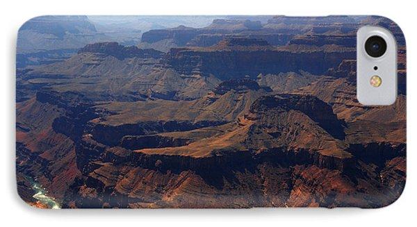 The Colorado River Phone Case by Susanne Van Hulst