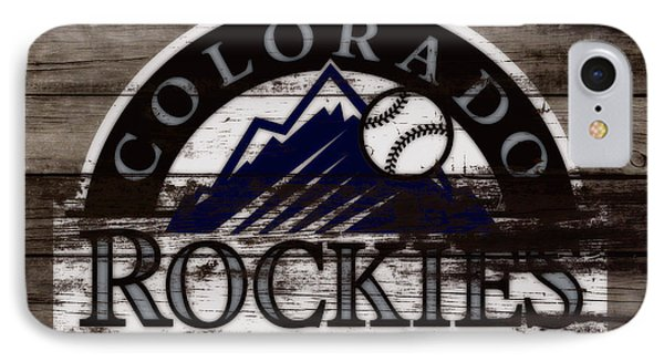 The Colorado Rockies        IPhone Case by Brian Reaves