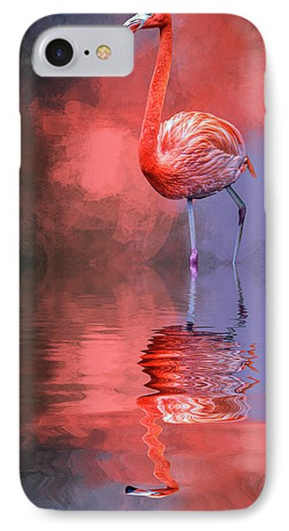 The Colors Of My World IPhone Case by Cyndy Doty