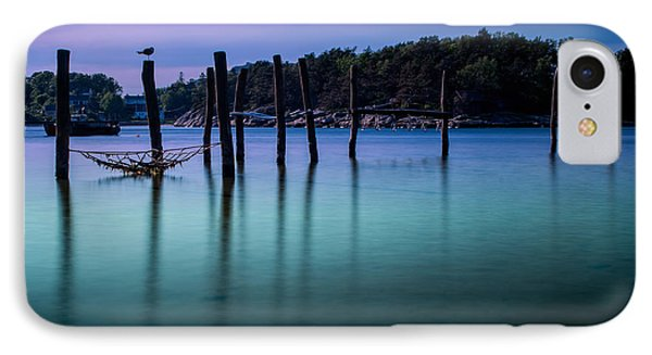 The Colors Of The Evening IPhone Case by Mirra Photography