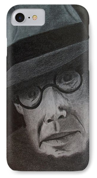 The Colossus Of Maroussi IPhone Case by Nick Young