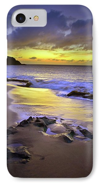 IPhone Case featuring the photograph The Colour Of Molokai Nights by Tara Turner