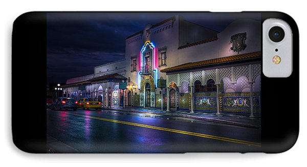 The Columbia Of Ybor IPhone Case