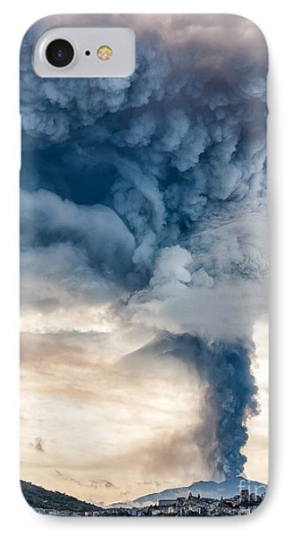 The Column IPhone Case by Giuseppe Torre