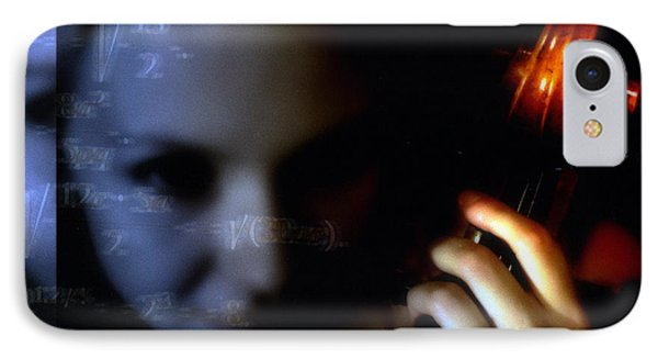 The Composer  Phone Case by Steven Digman