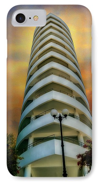 The Condominium IPhone Case by Adrian Evans