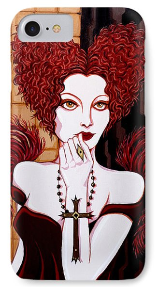 The Confession IPhone Case by Tara Hutton
