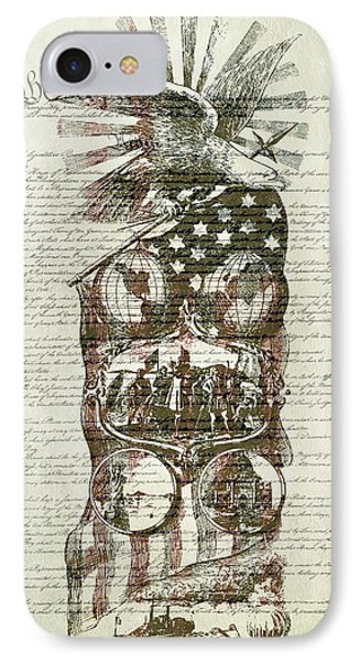 The Constitution Of The United States Of America IPhone Case