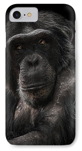 The Contender IPhone Case by Paul Neville