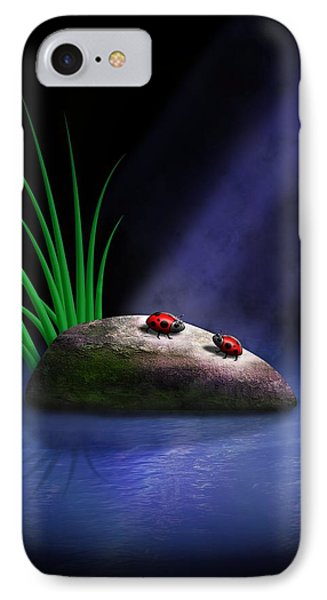 The Conversation IPhone Case by John Wills
