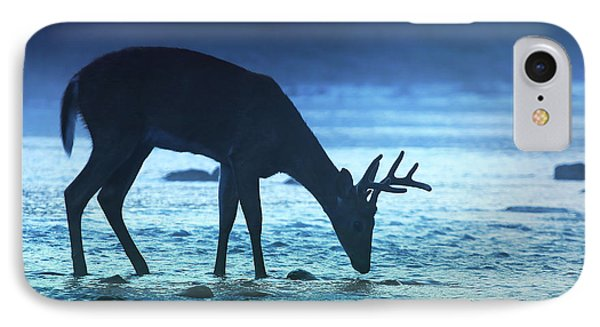 The Cool Of The Night - Square IPhone Case