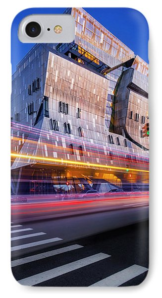 IPhone Case featuring the photograph The Cooper Union Nyc by Susan Candelario