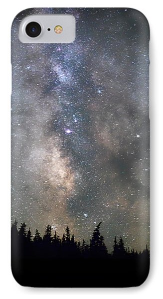IPhone Case featuring the photograph The Core by Cat Connor