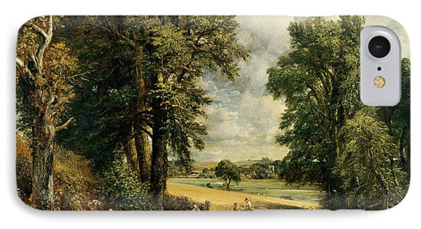 The Cornfield Phone Case by John Constable