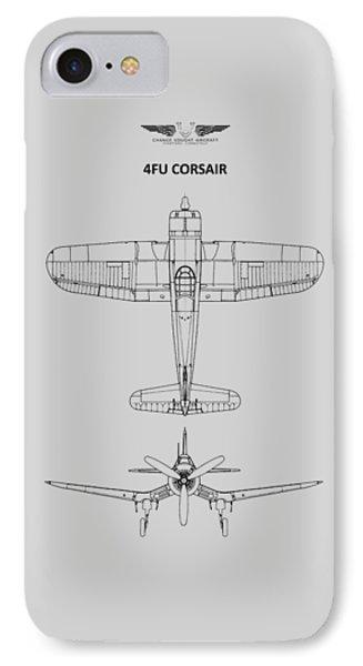 The Corsair IPhone Case by Mark Rogan