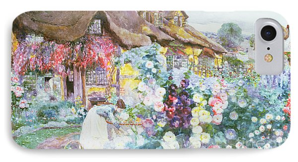 The Cottage Garden IPhone Case